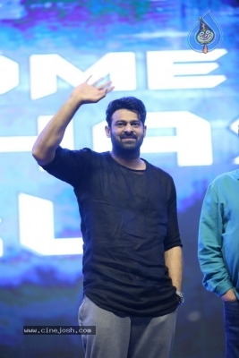 Saaho Grand Pre Release Event  - 73 of 77
