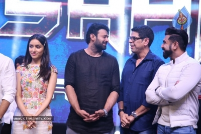 Saaho Grand Pre Release Event  - 75 of 77