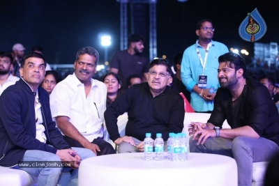 Saaho Grand Pre Release Event  - 76 of 77