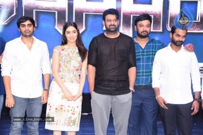 Saaho Grand Pre Release Event  - 77 of 77