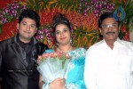 Sai Kiran Vaishnavi Marriage Reception Stills - 26 of 40