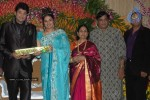 Sai Kiran Vaishnavi Marriage Reception Stills - 28 of 40