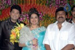 Sai Kiran Vaishnavi Marriage Reception Stills - 29 of 40