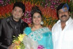 Sai Kiran Vaishnavi Marriage Reception Stills - 31 of 40
