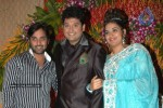 Sai Kiran Vaishnavi Marriage Reception Stills - 34 of 40