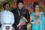 Sai Kiran Vaishnavi Marriage Reception Stills - 38 of 40