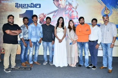 Sakalakala Vallabhudu Movie Press Meet - 1 of 18