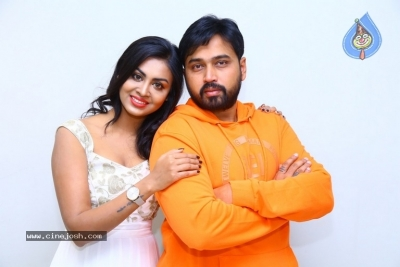Sakalakala Vallabhudu Movie Press Meet - 14 of 18