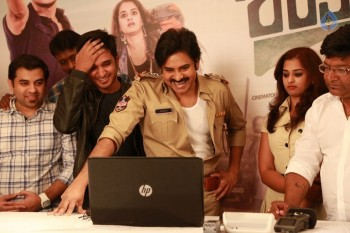 Sankarabharanam Teaser Launch Photos - 3 of 9
