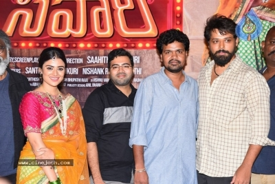 Savaari Movie Teaser Launch - 14 of 20