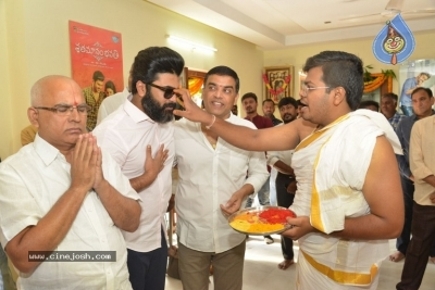Sharwanand And Samantha 96 telugu remake Launch - 2 of 21