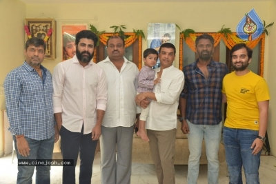 Sharwanand And Samantha 96 telugu remake Launch - 6 of 21