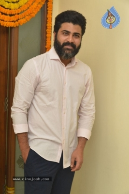 Sharwanand And Samantha 96 telugu remake Launch - 10 of 21