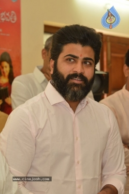 Sharwanand And Samantha 96 telugu remake Launch - 16 of 21