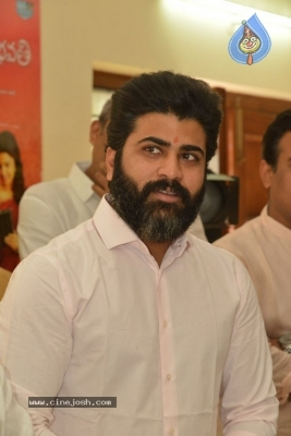 Sharwanand And Samantha 96 telugu remake Launch - 18 of 21