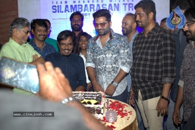 Simbu Birthday Celebrations - 1 of 13