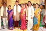 Sivaji Raja Daughter Wedding Photos 01 - 12 of 238