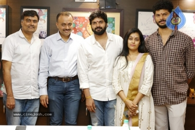Sree Vishnu New Movie Launch - 2 of 7