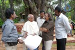 Sri Rama Rajyam Movie Working Stills - 4 of 28