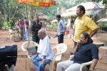 Sri Rama Rajyam Movie Working Stills - 5 of 28