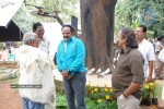 Sri Rama Rajyam Movie Working Stills - 7 of 28