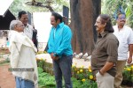 Sri Rama Rajyam Movie Working Stills - 8 of 28