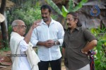 Sri Rama Rajyam Movie Working Stills - 9 of 28