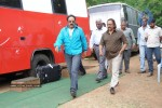Sri Rama Rajyam Movie Working Stills - 11 of 28