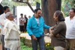 Sri Rama Rajyam Movie Working Stills - 12 of 28