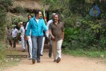 Sri Rama Rajyam Movie Working Stills - 14 of 28