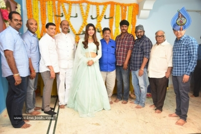 Sri Sai Lakshmi Creations Production No 1 Movie Opening - 6 of 12
