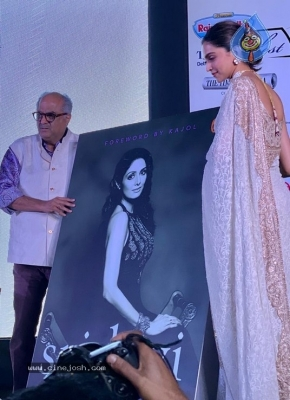 SriDevi The Eternal Goddess Book Launched  - 1 of 7