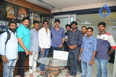 Srikanth Launched Appudu Ippudu Movie Song - 10 of 16