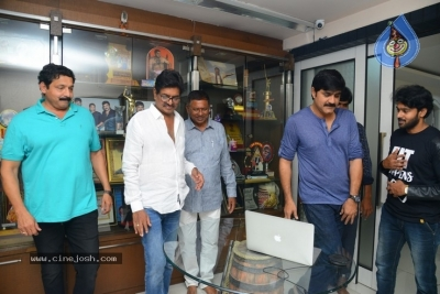 Srikanth Launched Appudu Ippudu Movie Song - 14 of 16