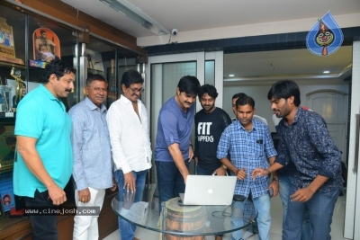 Srikanth Launched Appudu Ippudu Movie Song - 15 of 16