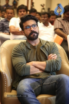Sye Raa Movie Press Meet 01 - 8 of 42