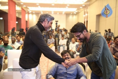 Sye Raa Movie Press Meet 01 - 9 of 42