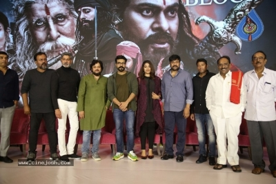 Sye Raa Movie Press Meet 01 - 14 of 42