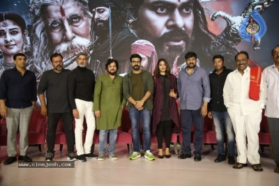 Sye Raa Movie Press Meet 01 - 21 of 42