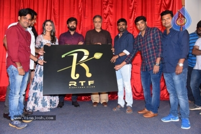 Taagithe Tandaana Movie First Look Launch Photos - 6 of 21