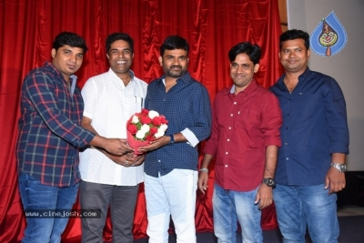 Taagithe Tandaana Movie First Look Launch Photos - 8 of 21