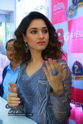 Tamanna Launches B New Mobile Store - 4 of 21