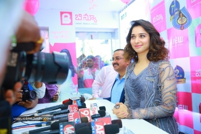 Tamanna Launches B New Mobile Store - 7 of 21