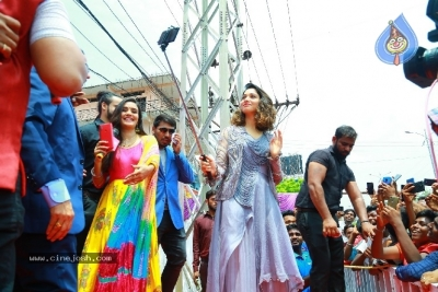Tamanna Launches B New Mobile Store - 8 of 21