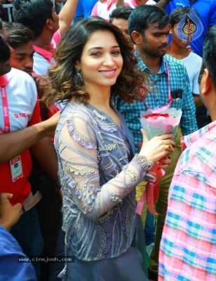 Tamanna Launches B New Mobile Store - 11 of 21