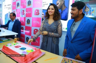 Tamanna Launches B New Mobile Store - 14 of 21