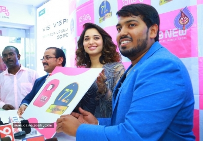 Tamanna Launches B New Mobile Store - 20 of 21