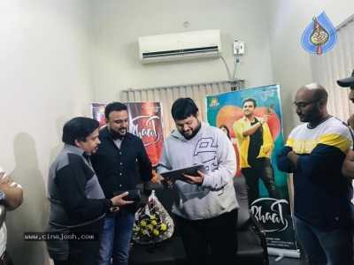 Thaman Launched Ishq Kiya Song - 6 of 11
