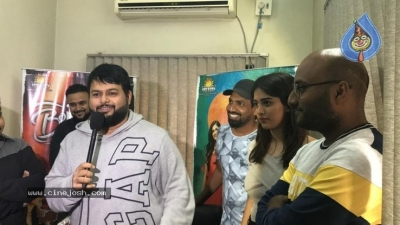 Thaman Launched Ishq Kiya Song - 7 of 11