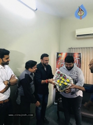Thaman Launched Ishq Kiya Song - 8 of 11